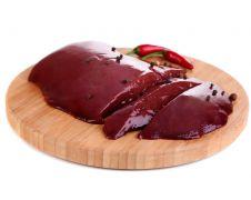 Субпродукты говядина печень (охл.)