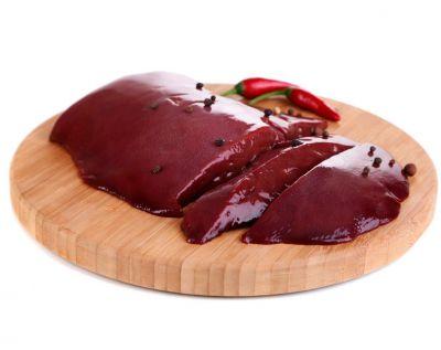 Субпродукты говядина печень (замор.)